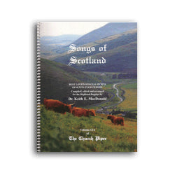 Songs of Scotland - Volume 1 - K MacDonald