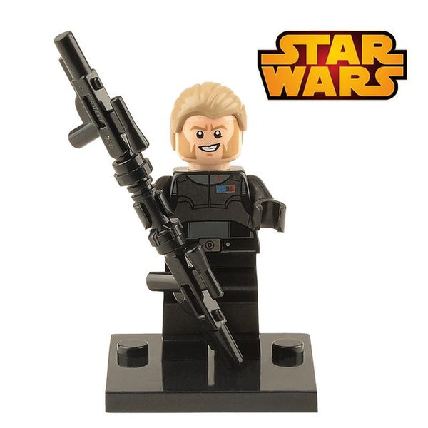 Star Wars Minifigures - Promotional Giveaway
