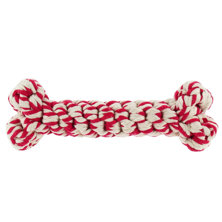 CHRISTMAS ROPE TOY | Bone | Best in Show