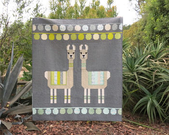 Lloyd and Lola Quilt Kit