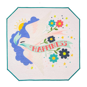 PRE-ORDER Happiness Quilt Kit