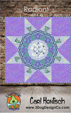 PRE-ORDER Radiant Cotton Candy Quilt Kit featuring Pinkerville by Tula Pink
