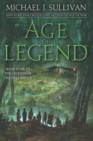 Age Of Legend Signed Trade Hardcover