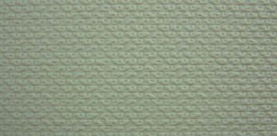 Embossed plasticard sheets - textured concrete blocks - pack of two