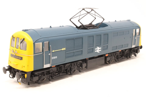 Class 71 71013 in BR blue - Open box, imperfect box