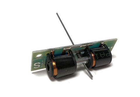 Seep point motor with accessory switch