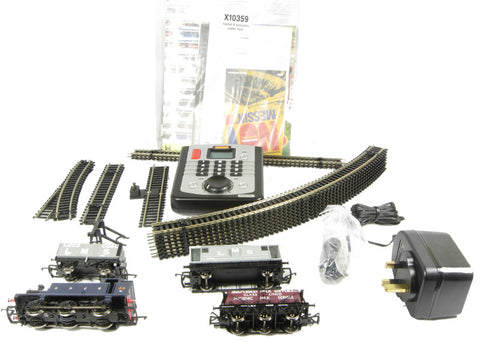 Somerset Belle train set with Class 3F 0-6-0 S&DJR 0-6-0 steam loco & 3 wagons - DCC control