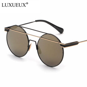 New Fashion Big Frame Glasses Men Women Sunglasses Vintage Goggle Summer Style Brand Designer Sunglasses Oculos De Sol Hot Sale - Zamavi.com