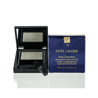 ESTEE LAUDER PURE COLOR ENVY DEFINING EYE SHADOW #13 SILVER EDGE 0.06 OZ