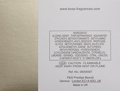 BOSS WOMAN HUGO BOSS EDP SPRAY (WHITE) 1.7 OZ FOR WOMEN