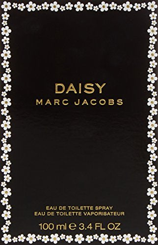 MARC JACOBS DAISY MARC JACOBS EDT SPRAY 3.4 OZ FOR WOMEN