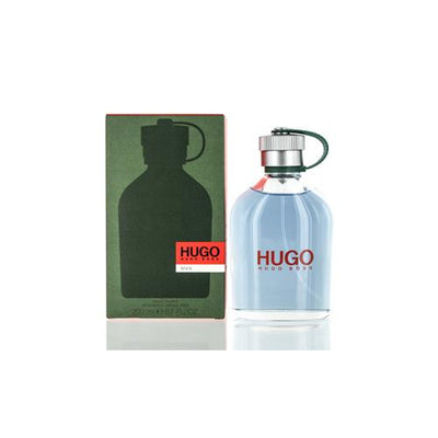 HUGO HUGO BOSS EDT SPRAY (GREEN) 6.7 OZ FOR MAN