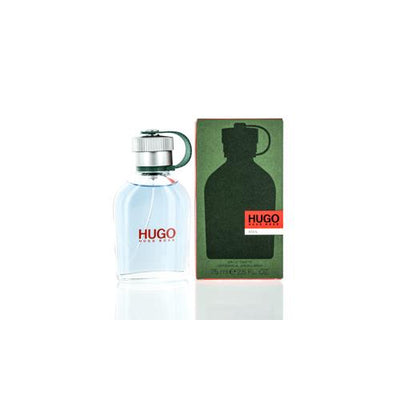 HUGO HUGO BOSS EDT SPRAY (GREEN) 2.5 OZ FOR MAN