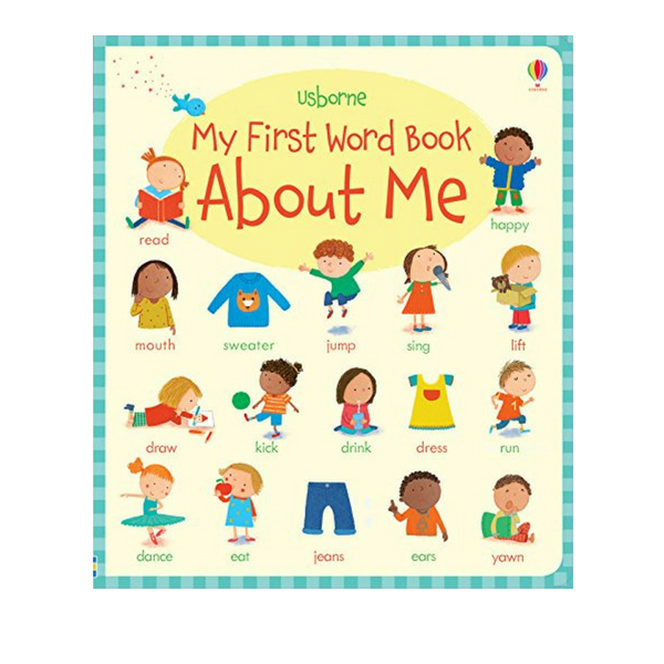 Usborne My First Word Book Me