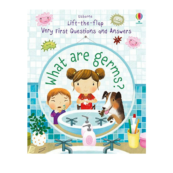 Usborne What are Germs? Flap Book