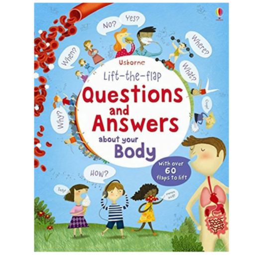 Usborne Q and A Flap Book About your Body