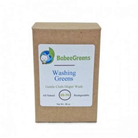 Babee Greens Washing Greens Detergent