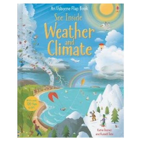 Usborne Flap Weather and Climate