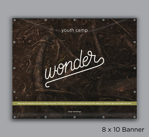 Banner - Wonder Youth