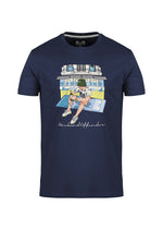 cafe del mar t-shirt weekend offender