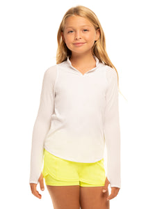 Lucky in Love Girls Tennis K-CLOSEOUT  T162-110