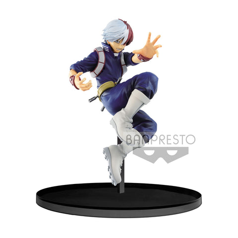 [PRE-ORDER] Banpresto: My Hero Academia Figure Colosseum Vol.3 - Shoto Todoroki (Ver.A)