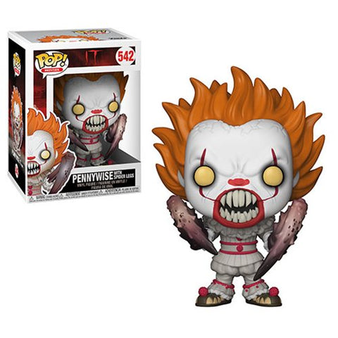 Funko POP! Stephen King's IT - Pennywise with Spider Legs Vinyl Figure #542