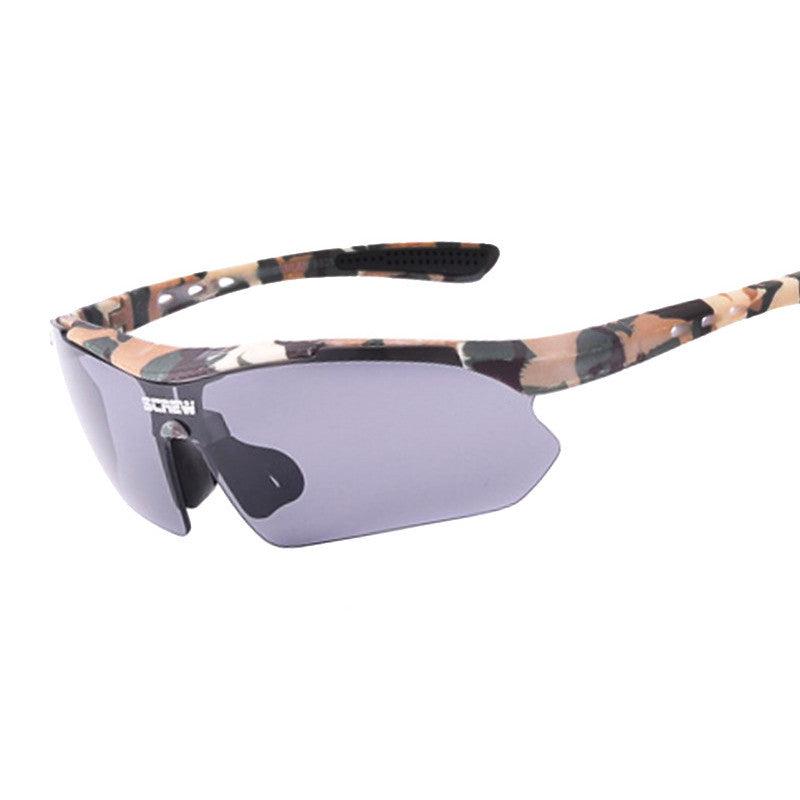 Military Bullet-proof Camouflage Glasses