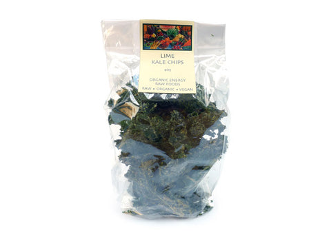 Kale Chips - Lime (40g)