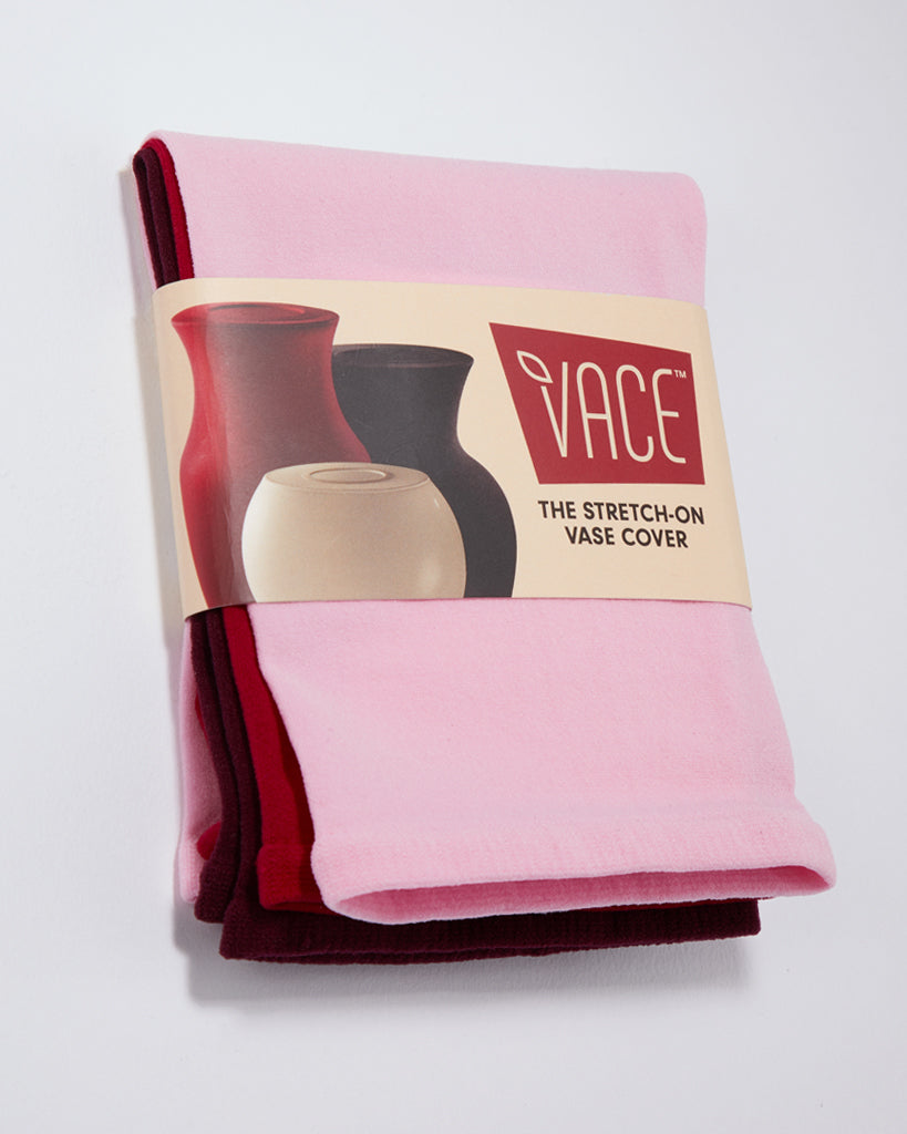 Variety 3-Pack: Tulip/Rose Red/Wine S/M