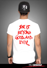 Kanye West 'She is Beyond Good and Evil' Tshirt