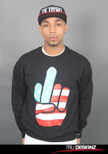 America's Middle Finger Sweatshirt