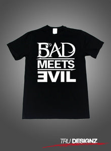 **Sale** Bad Meets Evil Eminem T-Shirt