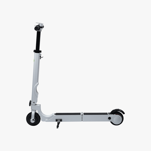 E-Pocket Folding Electric Scooter White