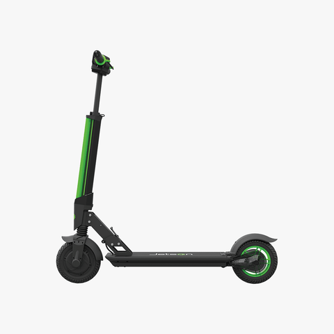 Beam Folding Electric Scooter Black/Green
