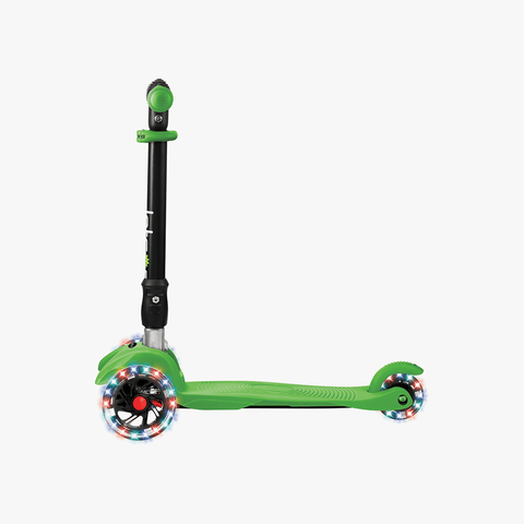 Solo Folding Kick Scooter Green