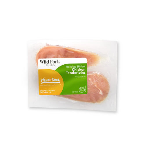 Antibiotic Free Chicken Tenderloins - Antibiotic Free Chicken Tenderloins