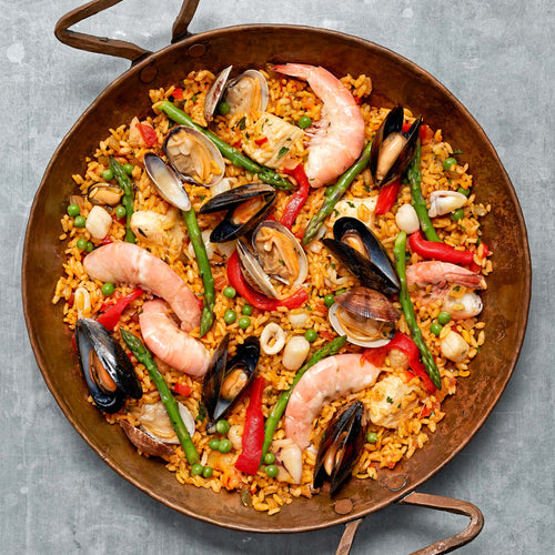 Latin BBQ Rub Seasoning - Seafood Paella