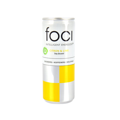 24 x Foci Citron & Lime, 250 ml