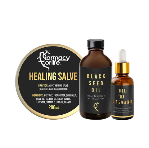 Relax, Rejuvenate and Recover Bundle