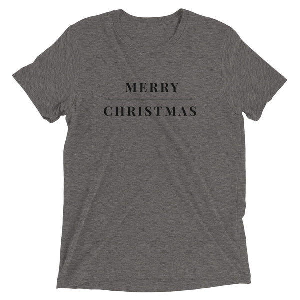 "Christmas ""Merry Christmas"" Women's Short Sleeve T-Shirt"