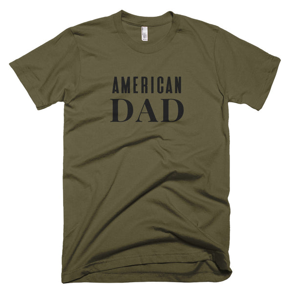 "4th of July ""American Dad"" T-Shirt"