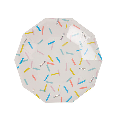 Sprinkle Plates (Small)