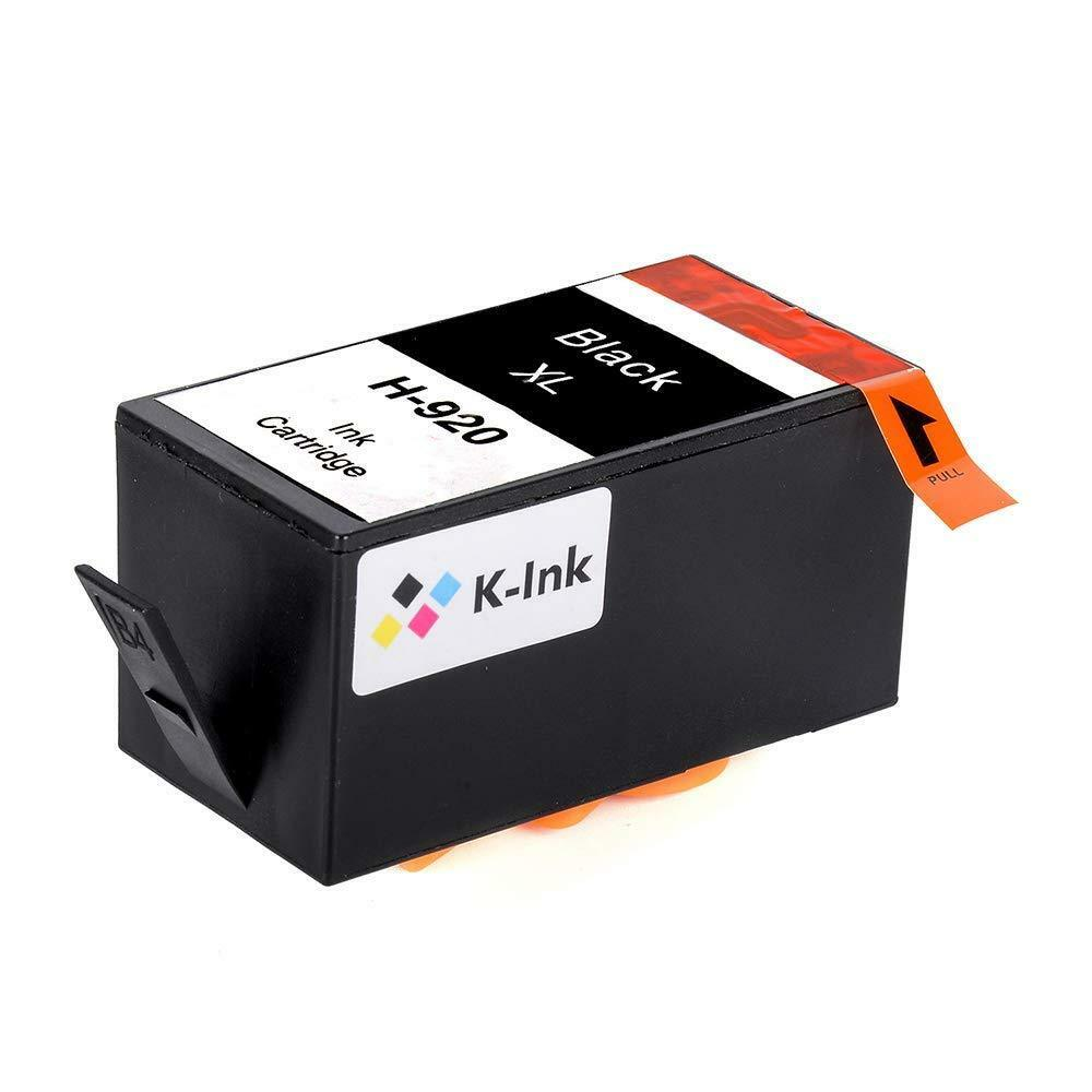 4 PK Compatible Ink Cartridge Replacement For HP 920 XL 920XL OfficeJet6500a