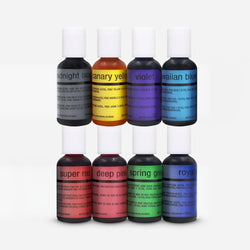 Airbrush 8 Colors Kit 20ml