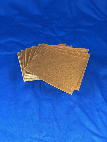 100 Grit Sandpaper (100 pack) - Miscelanious - Activity Based Supplies