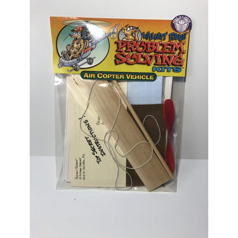Air Copter Kits (Class Pack of 12) - Problem Solving - Activity Based Supplies