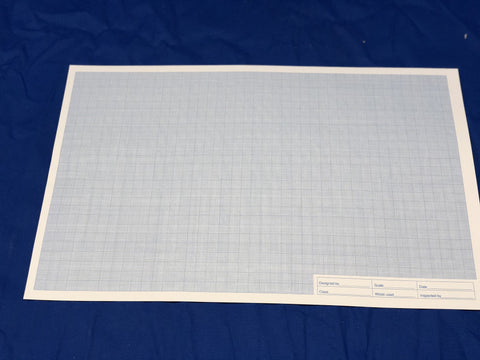 Graph Paper (25/Pack) -  - Activity Based Supplies
