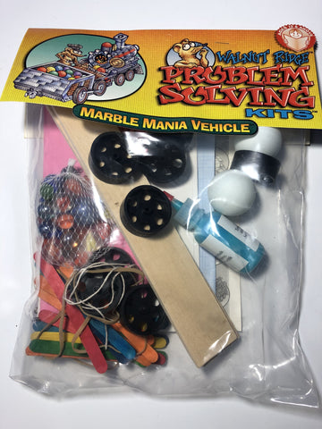 Marble Mania Kit - Problem Solving - Activity Based Supplies