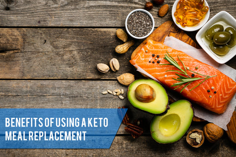Benefits of Using Keto Meal Replacement